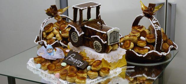 Boulangerie pâtisserie snacking Maison Groisil à Mazières-de-Touraine (37)